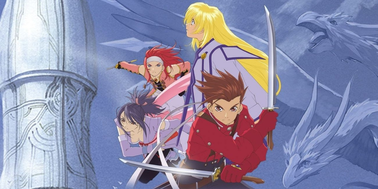 "Comic Book Resources on Twitter: ""Tales of Symphonia NEEDS to Come ..."