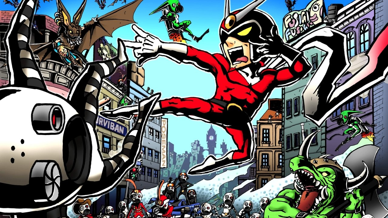 TGDB - Browse - Game - Viewtiful Joe