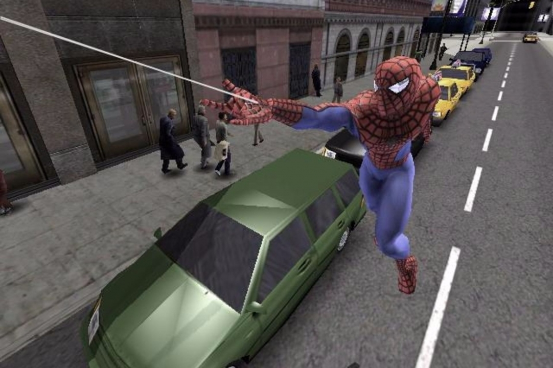 13 years later, Spider-Man 2's swinging has never been bettered ...