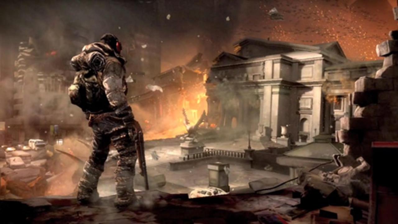 It's A Good Thing Id Restarted Development On Doom 4 | Rock Paper Shotgun