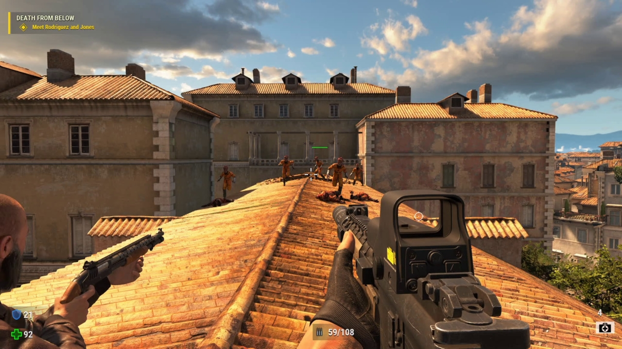 Party of One: Serious Jeff Plays Some Serious Sam 4 - Giant Bomb