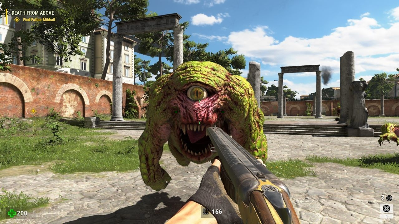 Serious Sam 4 Review – The Fourth Encounter - GameSpot