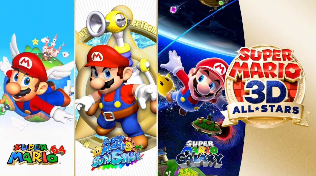 Super Mario 3D All-Stars has finally been revealed for Nintendo Switch | VGC