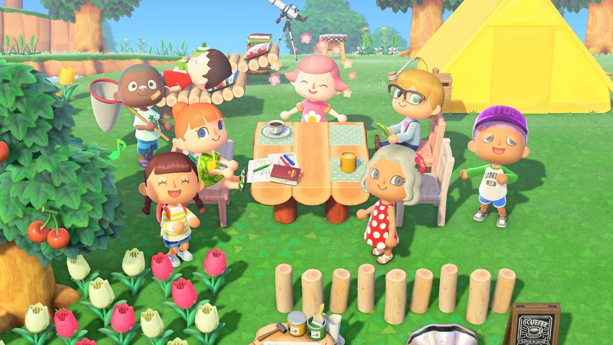 Animal Crossing: New Horizons review: a much-needed escape - Polygon