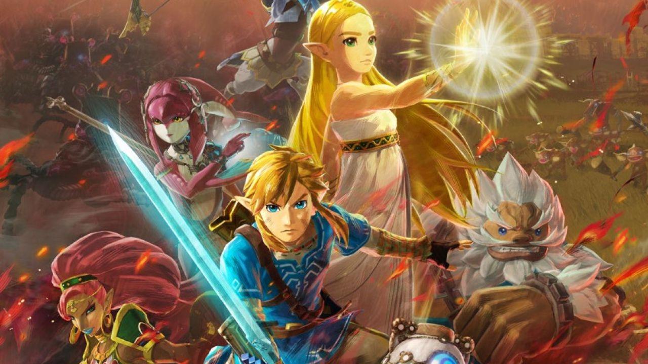 Hyrule Warriors L'Era della Calamità, da Link a Zelda: i personaggi del  prequel di Breath of the Wild!