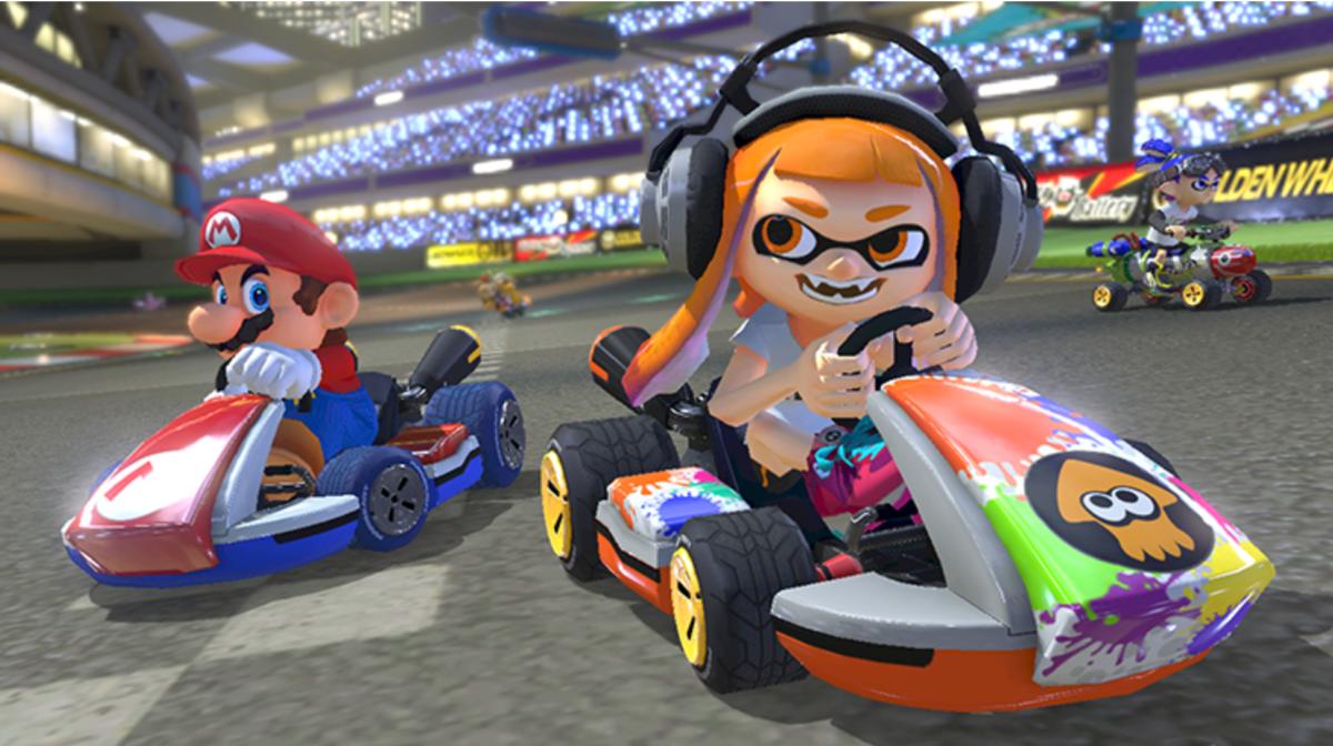 Mario Kart 8 Deluxe Getting Breath Of The Wild Cycle - Anime Superhero News