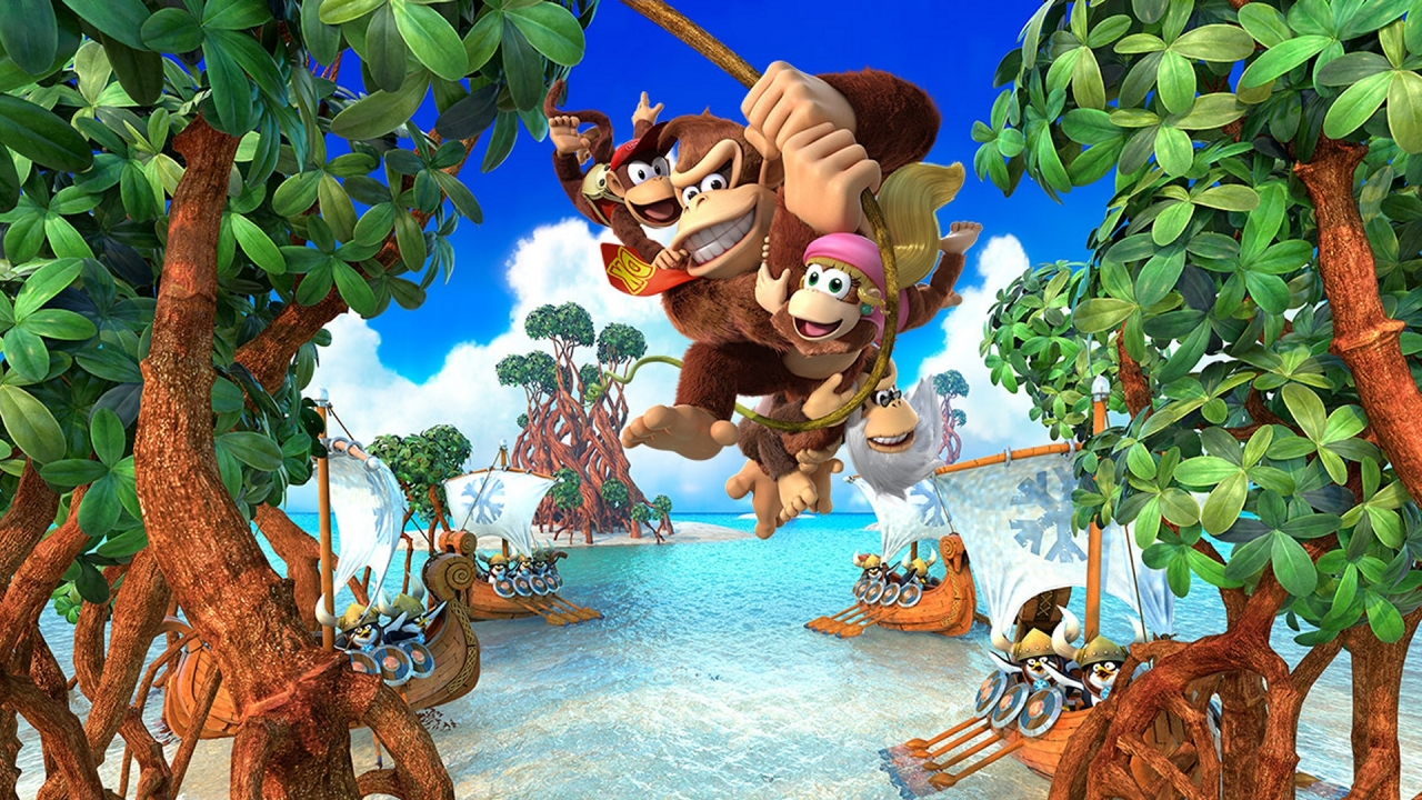 Donkey Kong Country: Tropical Freeze (Switch) Review — DarkStation